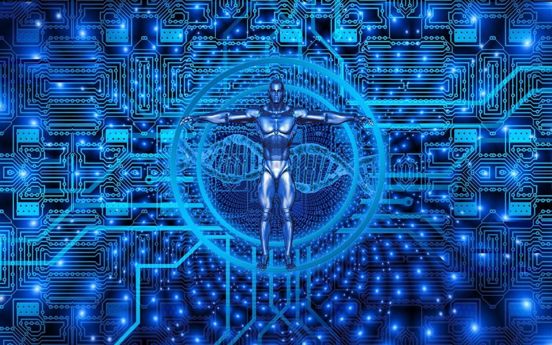 Christ Is A Cyborg: The Cosmic Christ And A Technology Of Resurrection