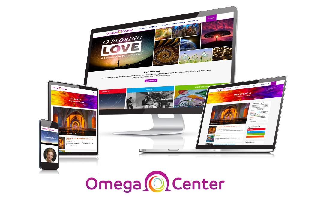 Announcing the New Omega Center Website