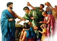 Total Service (1 Corinthians 16:1-4)