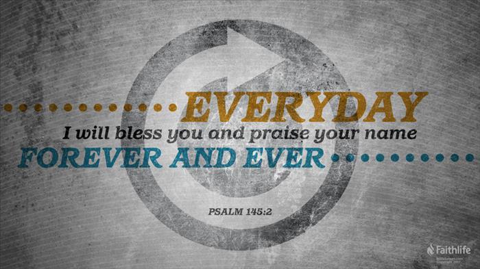 Edification Through Exaltation (Psalm 145:1-13)