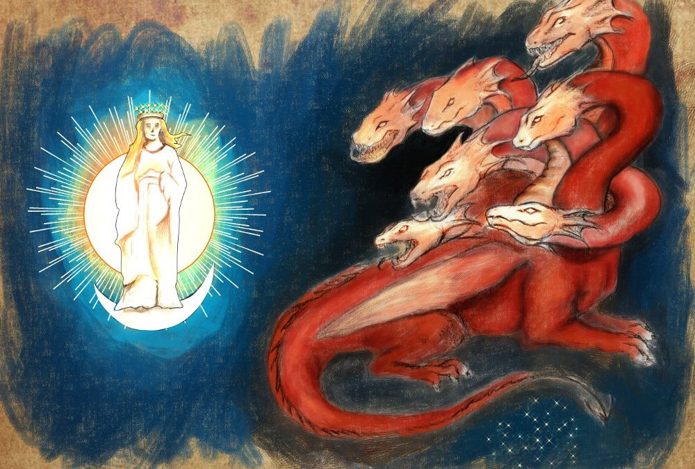 Dangerous Christmas (Revelation 12:1-6)