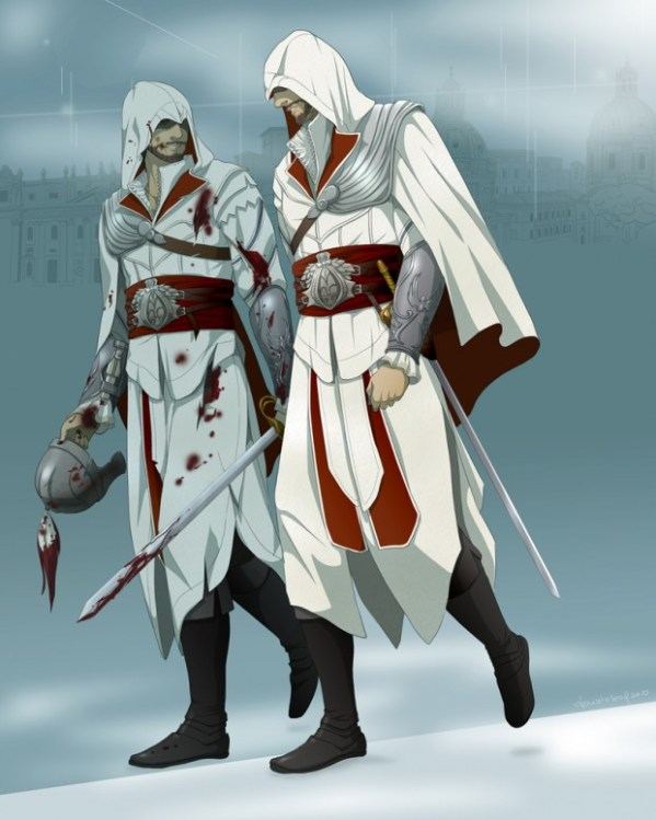 Assassin's Creed: Fan Art | OmegaPlay