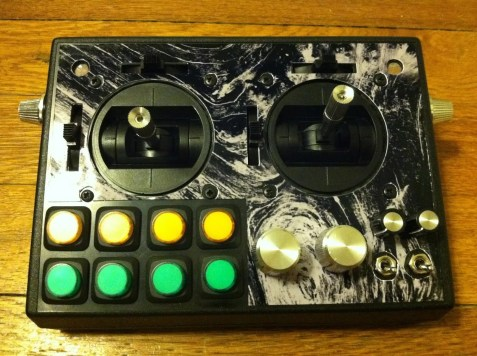 Completed DIY MIDI Controller