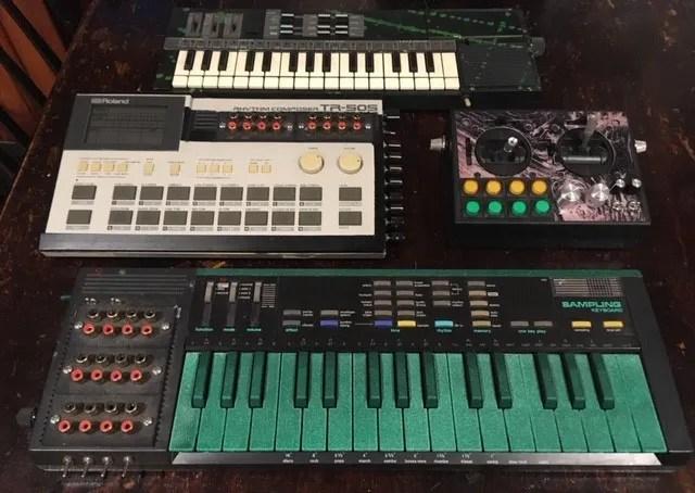DIY MIDI Controller - Omega Recording Studios