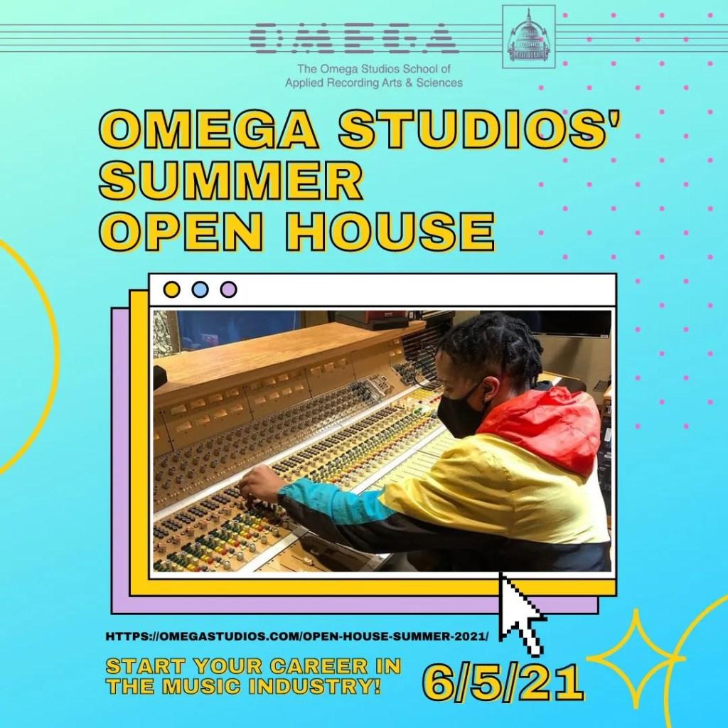 Omega Studios Summer Open House