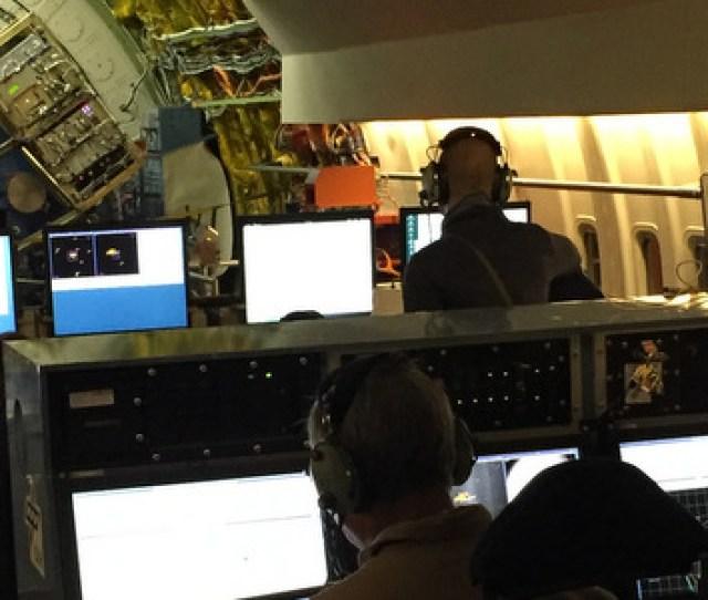 190 Sofia Part 2 The Flights Omega Tau Science Engineering Podcast