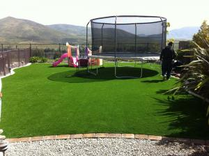 OmegaTurf trampoline