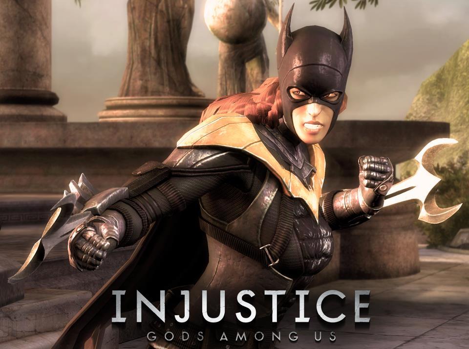 batgirl injustice