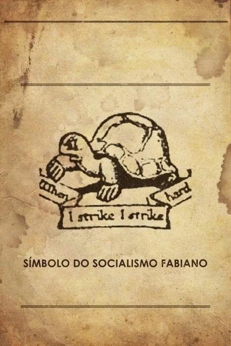 O socialismo fabiano do site 'O Antagonista'