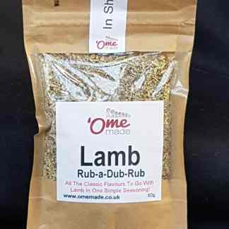 Lamb BBQ Rubs & Seasoning