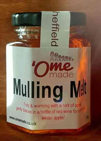 Mulling Melt Fruit Jelly For Mulled Wine
