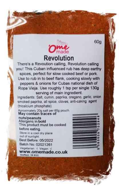 Revolution Rub-a-Rub-Dub back