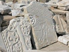 Byzantine reliefs