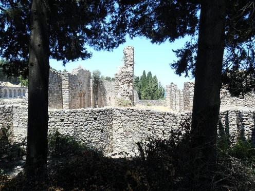 Byzantine structure at Asclepion