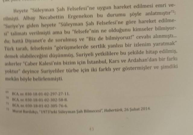Erhan Afyoncu Suleyman Sah Turbesi