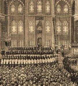 Osmanlıda Miraç Kandili