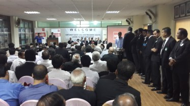 Another view of participants at Seminar on Global Tax Avoidance 2