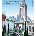 Mesquita de Paris - selo