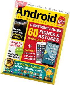 Android Mobiles et Tablettes
