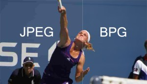 BPG formato de imagem