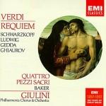 Requiem de Verdi, por Carlo Maria Giulini