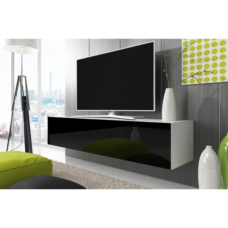 meuble tv suspendu mural rtv 8