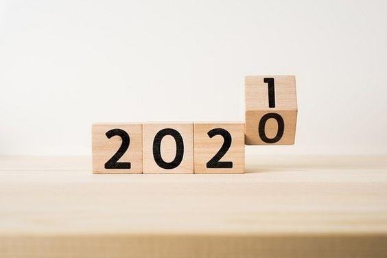 Que chegue 2021 logo!