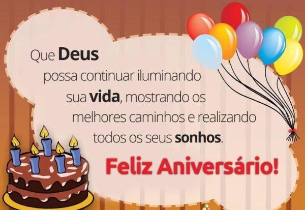 feliz aniversario lindo e especial