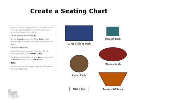 Classroom Design Powerpoint ~ Classroom seating chart template free download the