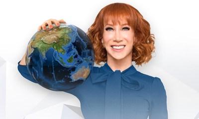 Kathy Griffin talks scandal, comeback, and former best friend Anderson Cooper