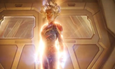 Brie Larson decimates in the new 'Captain Marvel' trailer