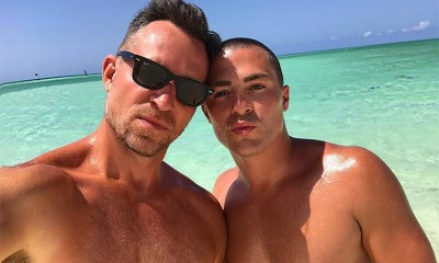 Colton Haynes and Jeff Leatham are going ahead with their divorce