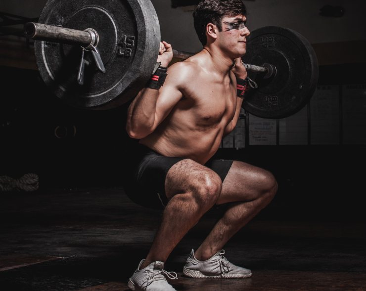 5 best booty exercises for men to strengthen and shape their glutes