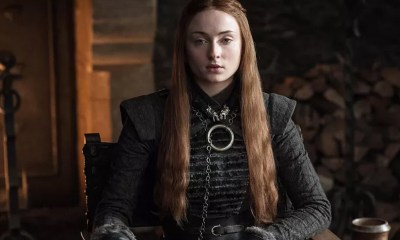 "'Game of Thrones' star Sophie Turner: ""I love a soul, not a gender"""