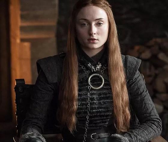 "'Game of Thrones' star Sophie Turner: ""I love a soul, not a gender"""