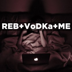 REB+VoDKA+ME logo