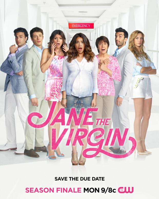 Risultati immagini per jane the virgin poster