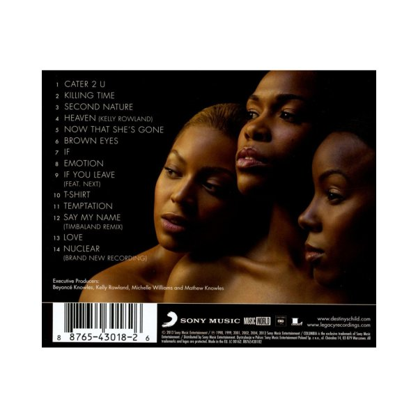 OMG, a contest: Destiny's Child 'Love Songs' | !! omg blog ...