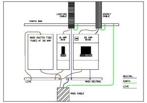Wiring Diagram For Consumer Unit In Garage $ Apktodownload