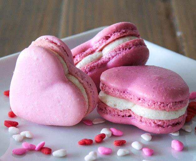 15 Heart Shaped Valentines Day Desserts OMG Chocolate