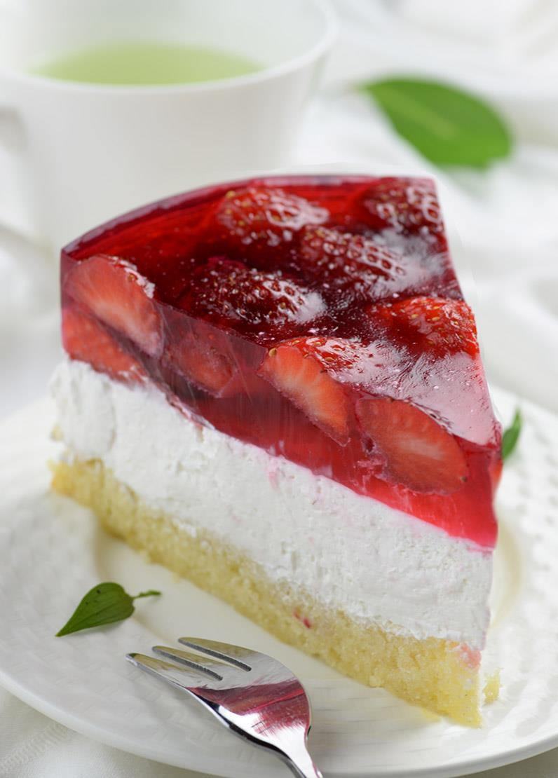 Strawberry Jello Cake Ultimate Strawberry Cake Recipe