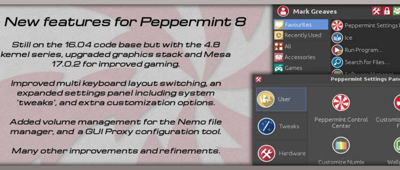 Download peppermint 8