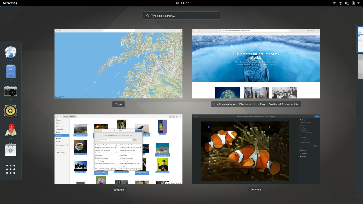 How To Install Gnome In Ubuntu and Linux Mint  | Omgfoss com