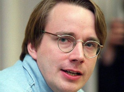 Happy 48th Birthday Linus Torvalds! You Are Old Now