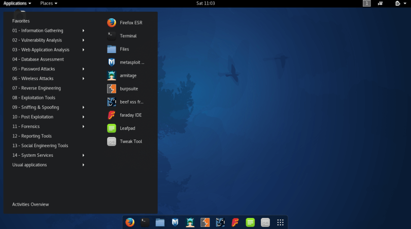 5 Best Linux Distributions For Security Testing Purpose