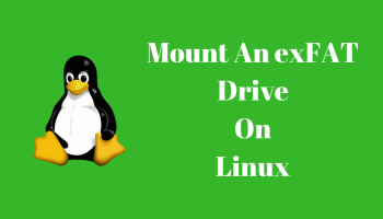 Tutorial To Mount And Unmount Partitions in Linux [ Command]
