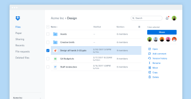 Install Dropbox Official Client App On Linux
