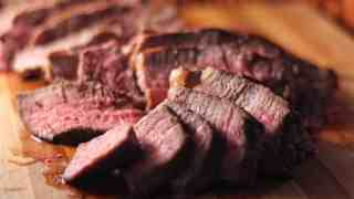 Marinated London broil - easy weeknight meals