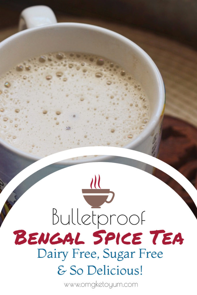 Bulletproof Bengal Spice