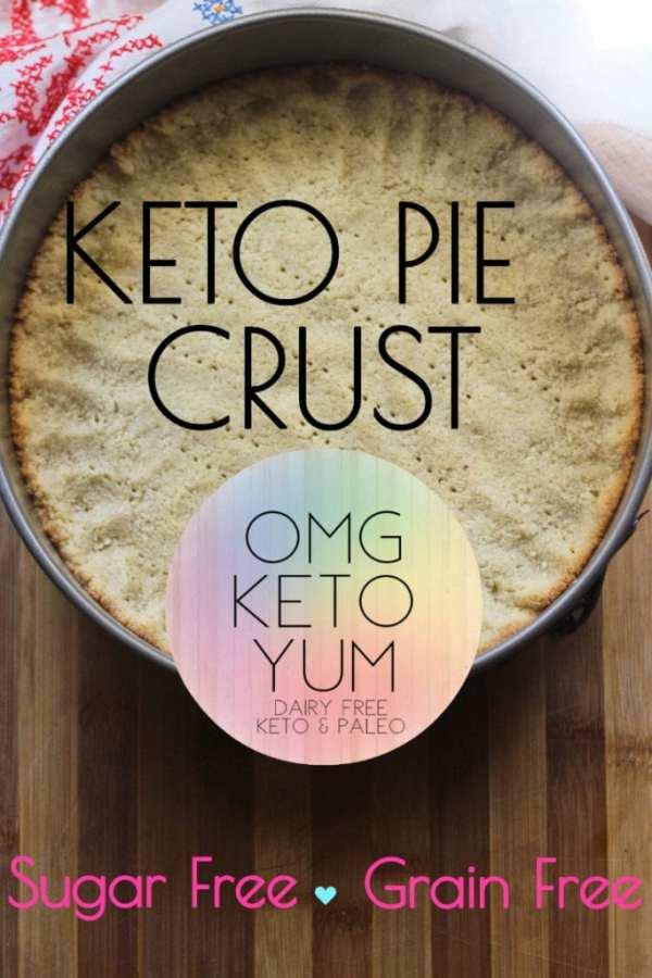 OMG KETO YUM Pie Crust